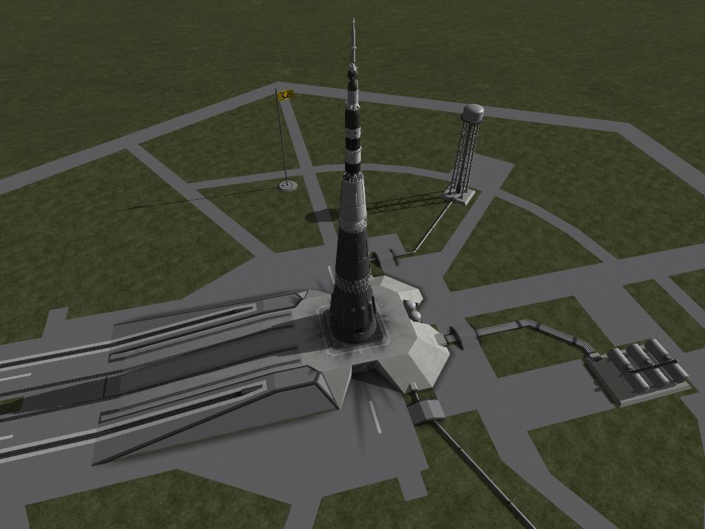 La fusée N1 décolle...