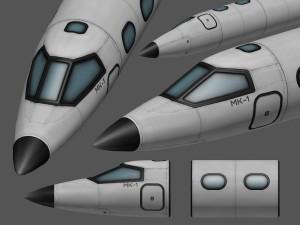 Nouveau Cockpit et crew cabin Mk1 en 1.1