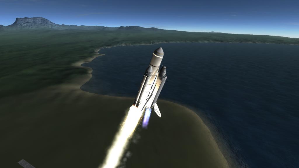 De nouveaux moteurs pour les créateurs de navettes spatiales.