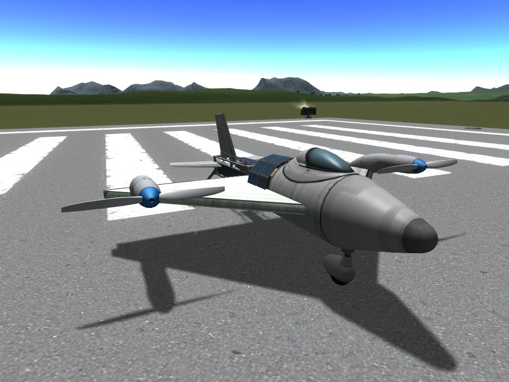 E50 Electric propeller