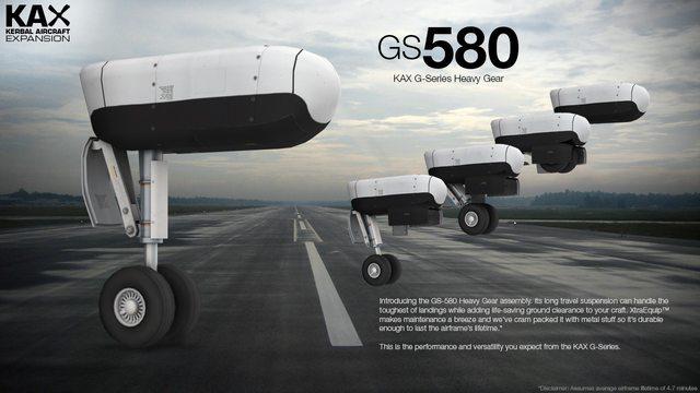 Heavy Landing Gear