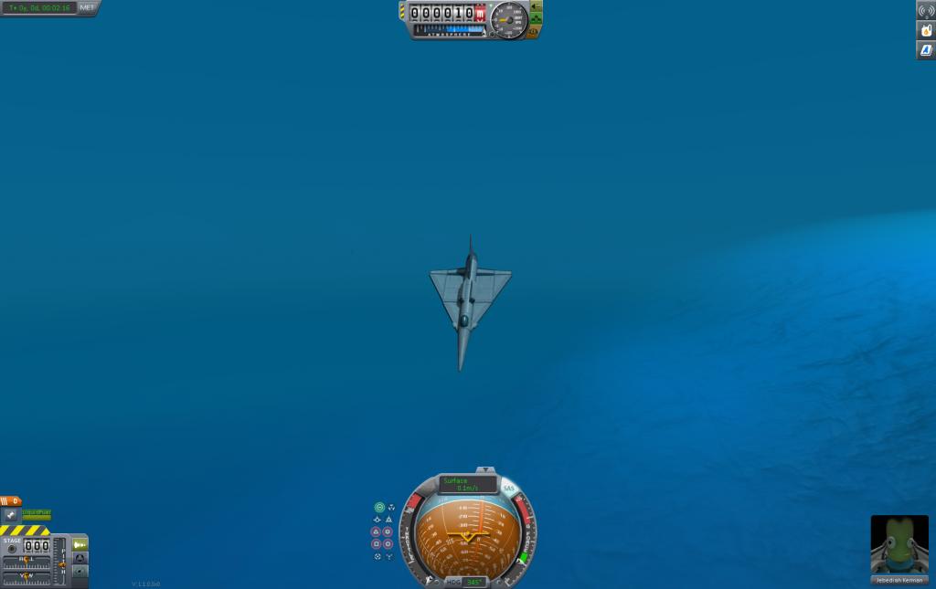 Un nouvel effet graphique lors d'une immersion sous l'eau.