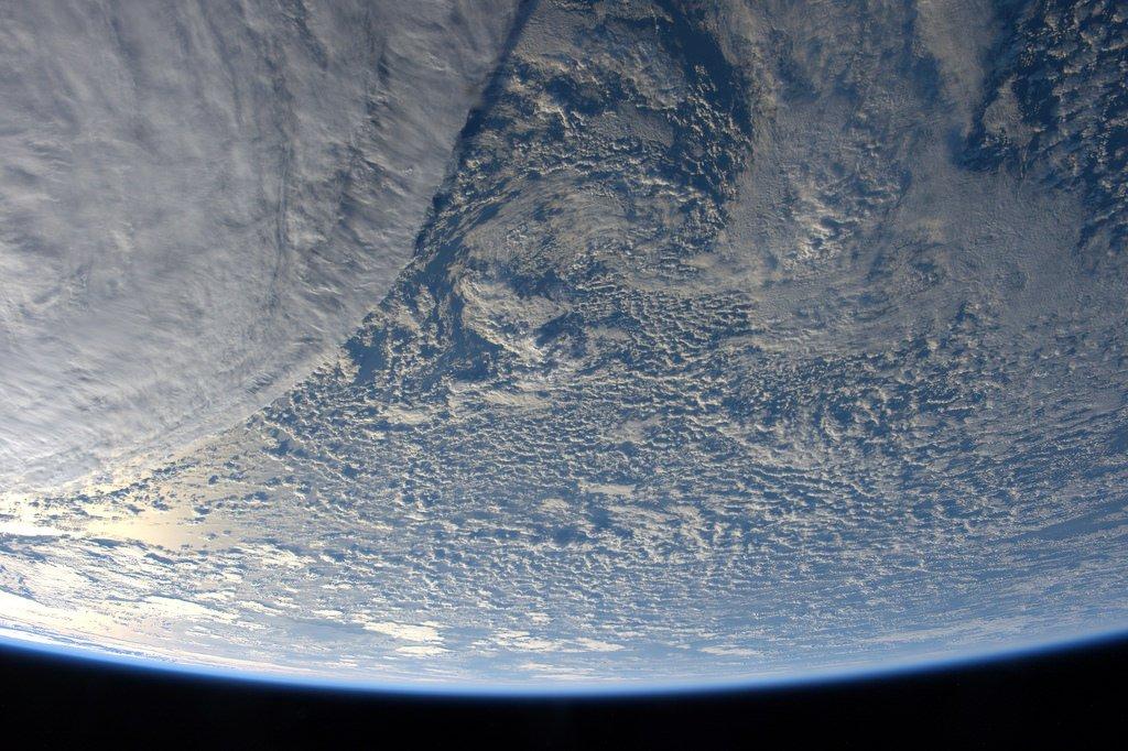 Photographie de la Terre.